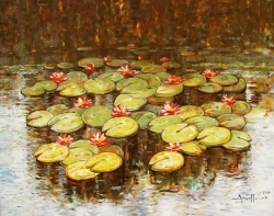 WATER LILIES 51