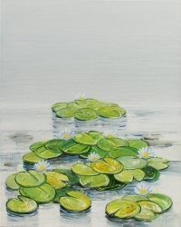 WATER LILIES 44 , 2010