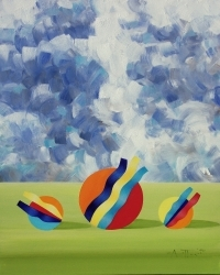 НЕБЕ И ФИГУРИ 7,92х73см,2020